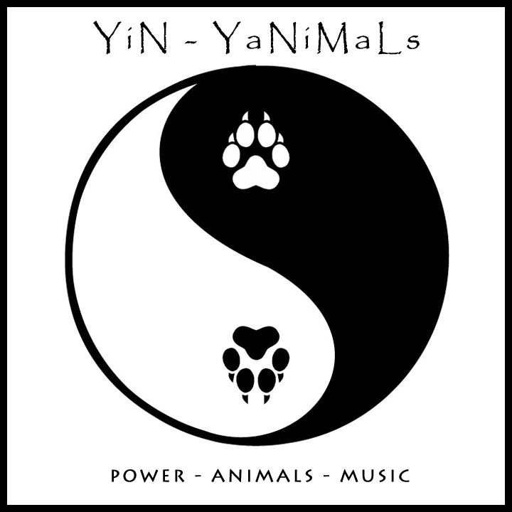 Power Animals Yin Yanimals